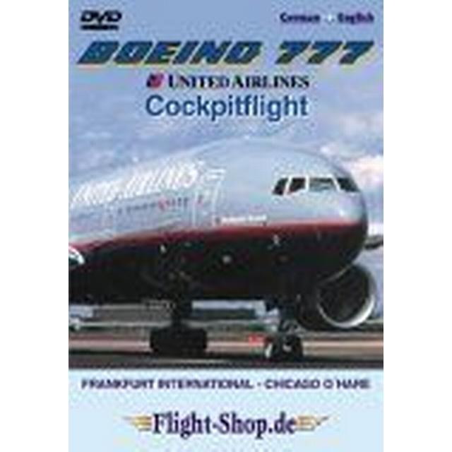 Boeing 777 - United Airlines Cockpitflight [DVD]